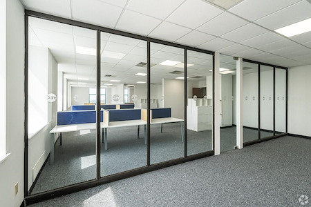 35 Journal Square - Suite 1025 - Built out team space