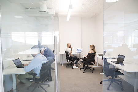 MakeOffices | Glover Park - 3 Person Office