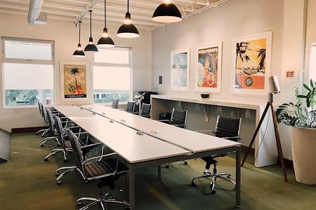 Büro Coconut Grove - Flex Seat