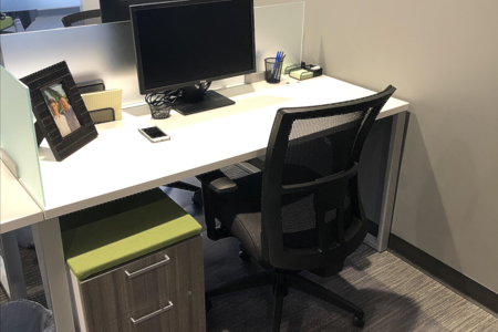 Intelligent Office-Westminster - Dedicated Desk