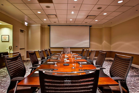 Embassy Suites Chicago Downtown Magnificent Mile - Wabash River Executive Boardroom