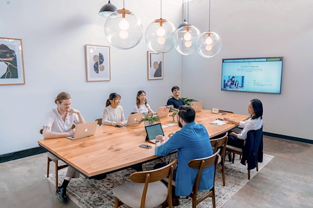 The Hive Collingwood - 14 Pax Meeting Room