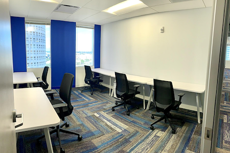 Pipeline Workspaces | Tampa - Window Office