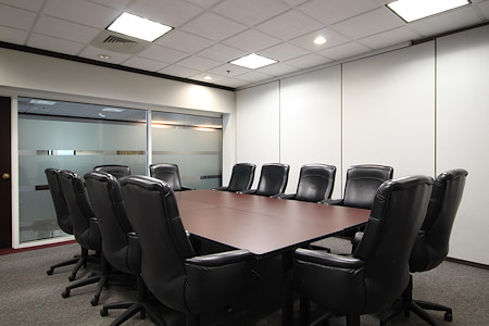 AmeriCenter of Schaumburg - Conference Room A ( Executive Boardroom)
