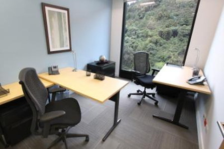 Regus | Bogota, Capital Tower. Tower 1 - Dedicated Desk