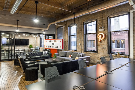 Industrious Chicago River North - Canvas Suite for 125