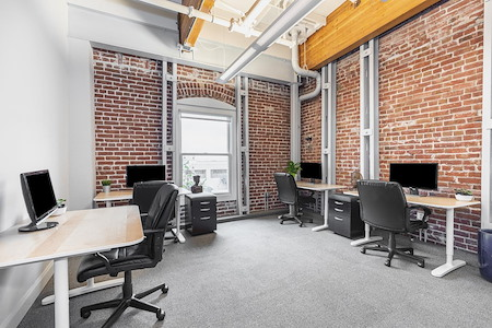 The Port @ 101 Broadway (Jack London Square) - 6 Person Office