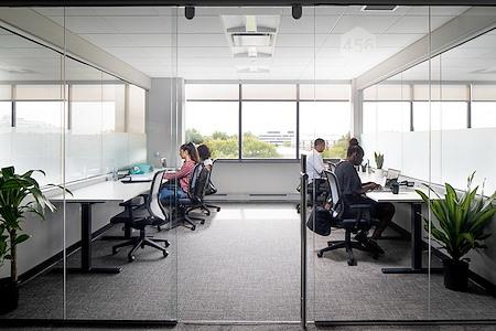 PrimeWork - 6 Person Office Suite
