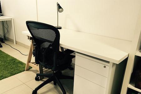NewportNet.com.au - Coworking & Fast internet - Permanent Weekly Desk Rental
