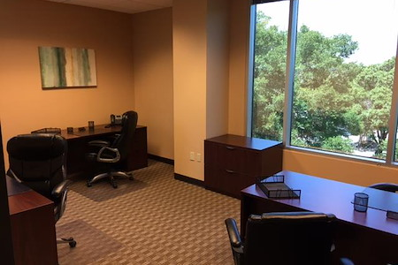 Orlando Office Center at Sand Lake Road - Office 306 - 3 to 4 Desk Window Office