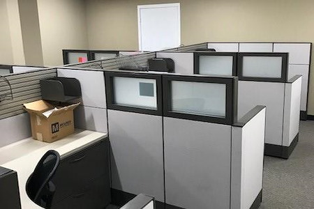 Judy Behm's - 1 st floor 6 cubical space