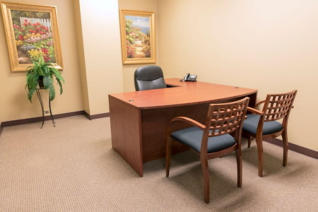 River Park Executive Suites - Suite #25