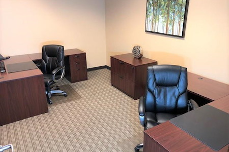 Orlando Office Center at Lake Mary - Suite 115 - Private 2 Desk Office