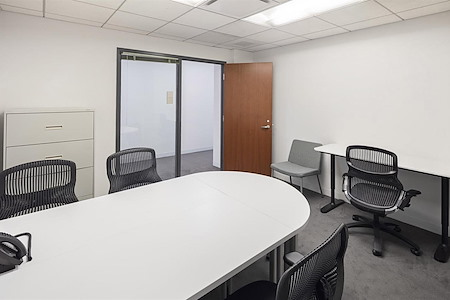 Boston Offices - Exchange Place - Private Office 535