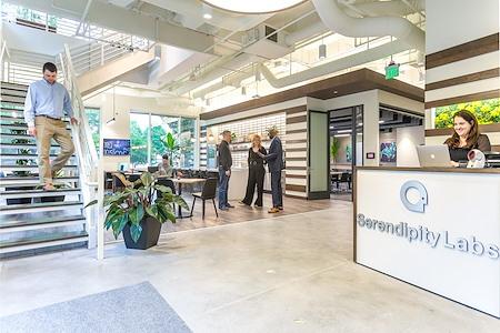 Serendipity Labs Atlanta - Midtown Peachtree - Coworking -1 visit per month