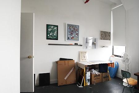 Kunstraum LLC - private, shared studio, loft #509