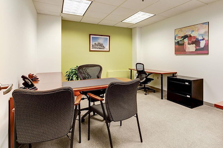 Carr Workplaces - City Center - Treaty Room
