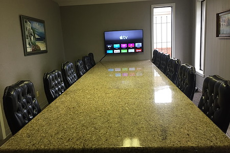 NW OKC Coworking - Conference Room A