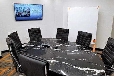 Jay Suites Fifth Avenue - Brand New 8 Person Meeting Room-50% off!