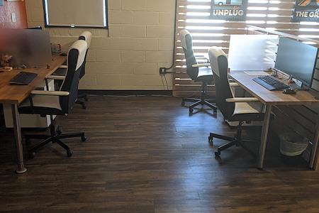 CenterSpace - Dedicated Desk