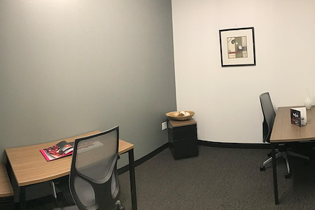 Regus | Embarcadero Place - Office #218