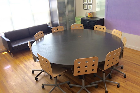 Enoki Events/BOOST Collaborative - Private Conference Room