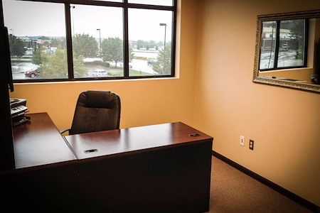 All American Business Centers - Suite 216- Window Office