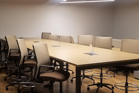 Venture X | Marlborough - Apex Center - Shared Desk