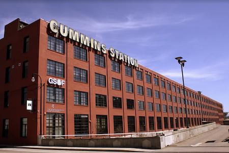 Industrious Nashville Cummins Station - Coworking