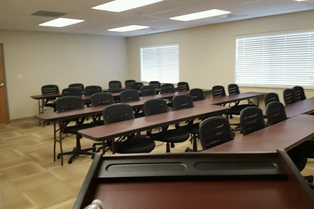 NATEC International, Inc. - Meeting Room 1