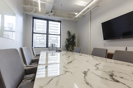 WorkVille Midtown NYC - Conference Room A - monthly booking