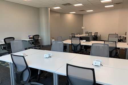 Spaces. offices | co-working | meeting rooms. - Team room for 17 + office for 3