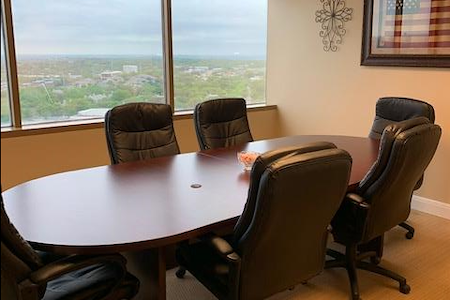 Legacy Office Centers, Inc. - Oval Office-Seats 6