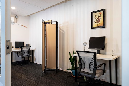 Capsity Coworking - Large Office