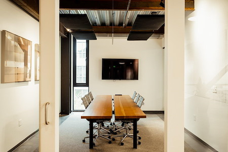 The Cloud Room - Suite 200 Meeting Space - Chophouse Row
