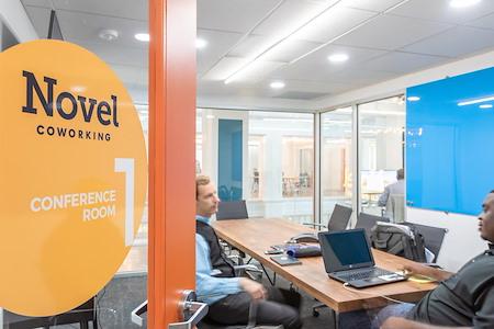 Novel Coworking Angebilt Building - Conference Room