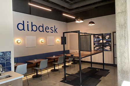 dibdesk - Open Desk 1