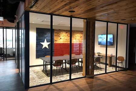 "Ranch Office - Large ""Texas"" Conference Room"