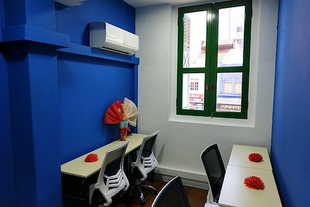 LikeMeetWork - Private Office (up to 4 pax)