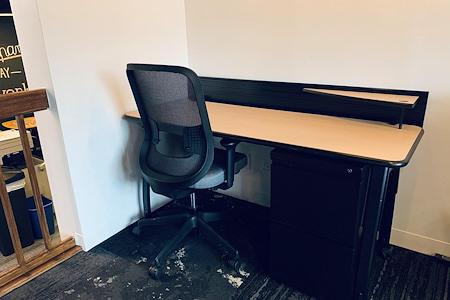 25N Coworking - Geneva - Dedicated Desk