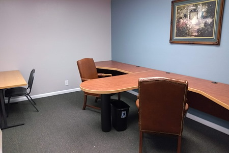 Meetings & Offices at 1520 Rock Run Drive - 2-Room Office for 1-4, Suite 8