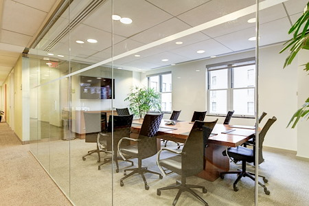 Carr Workplaces - The Willard - Willard Boardroom