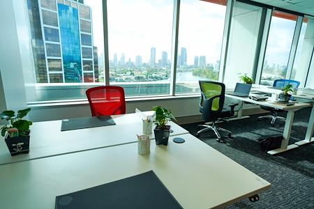 @workspaces- Gold Coast - Open Desk 1