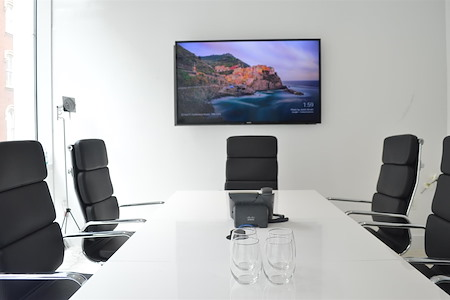 Cubico- Soho - Conference Room for Meeting