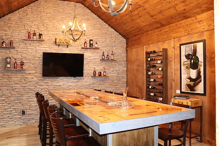 Nashville Wine Storage - Authentic Conference Room
