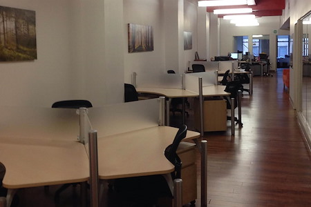 SGP - Midtown NYC - 10 person Office