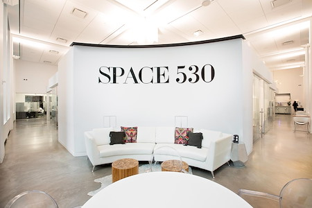 Space 530 – NYC Midtown - Corner Lounge