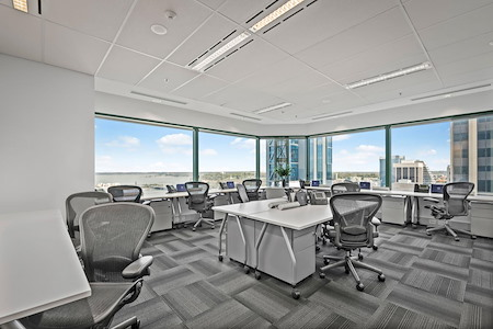 The Executive Centre - 108 St Georges Terrace - 10 Person Exterior Office