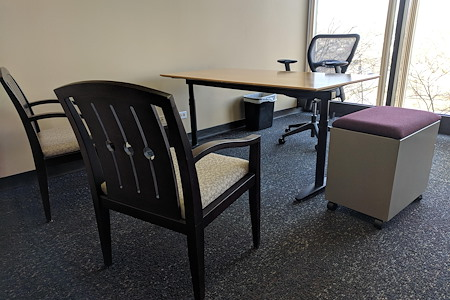 CoWorkersLink Glenview - Private Office Full Day Use