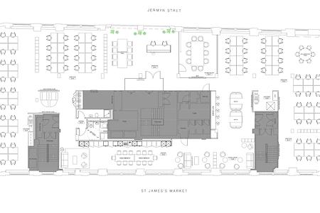 Knotel - 130 Jermyn Street  - Office Suite - 2